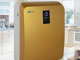 法兰尼净水器-家用纯水机FLN-75G-08(金色、天蓝)