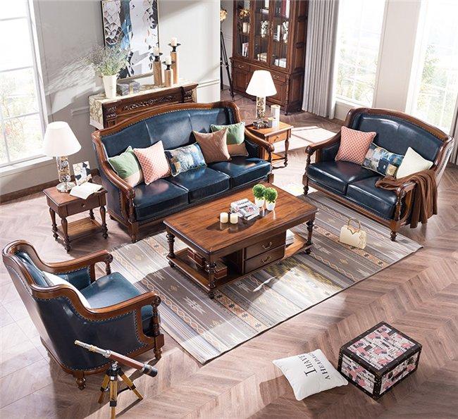 光明家具告訴您  實木沙發的擺放技巧有哪些?