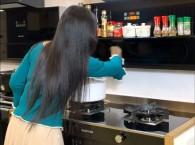 多意集成烹饪中心:吸油烟率高,好清洁