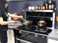 多意蒸烤箱里成长,一道菜时间做好一桌子菜